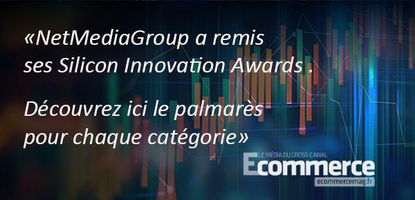Innovation Awards : les lauréats de l'édition Silicon 2018