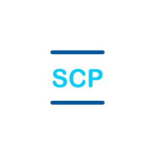 SCP (SSH)